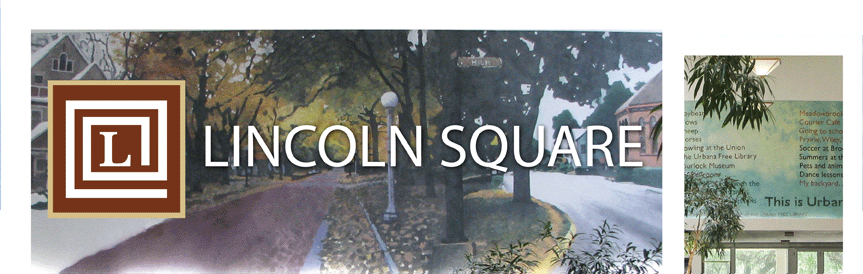 Main Banner image for Lincoln square in Urbana